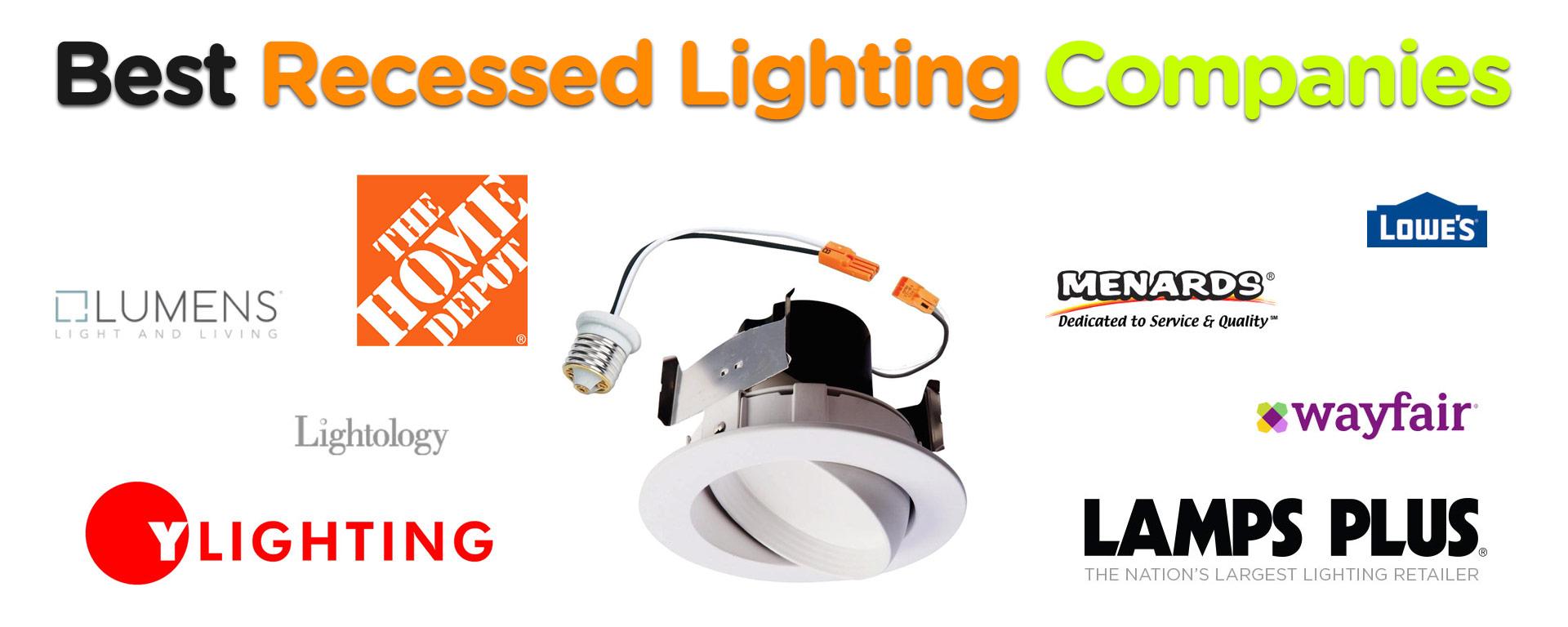 Recessed Lighting Companies Reviews