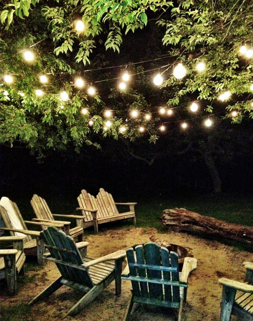 10 Ways To Decorate The Backyard With Lighting Recessedlightspro