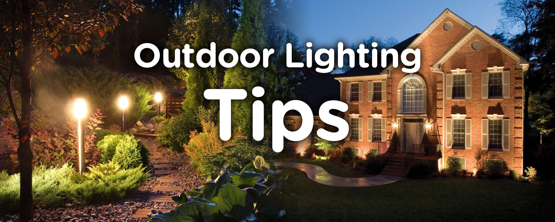 Essential Outdoor Lighting Tips Ideas