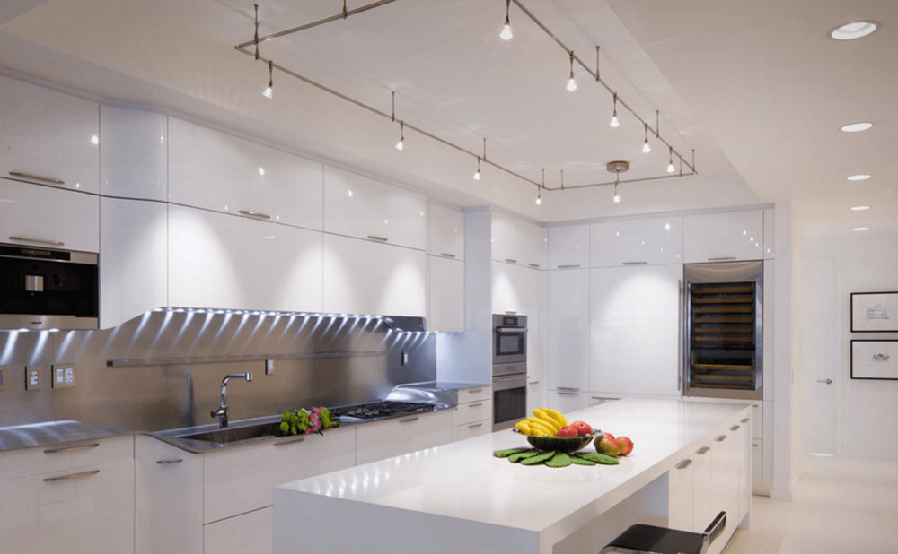 Recessed Lighting vs Track Lighting: Which is Best for ...